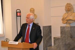 Il Presidente Vincenzo Bianchini