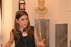 on.le Erica Battaglia Presidente V Comm Capitolina Politiche Sociali e Salute