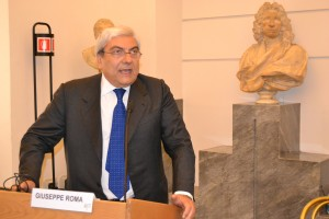 Prof. Arch. Giuseppe Roma Socio RC Roma Ovest