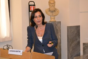 Prof.ssa Barbara Martini RC Roma