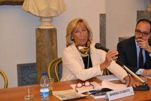 Prof.ssa Marina D'Amato RC Roma Sud