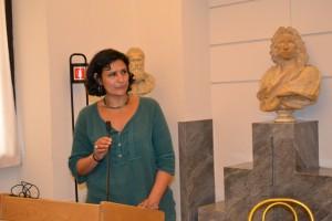 Dott.ssa Emilia La Nave Assessore Sviluppo Economico II Municipio