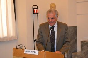 Dott. Angelo Chianese RC Roma Tevere
